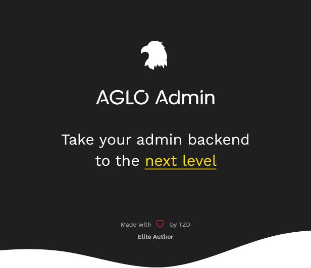Aglo Admin introduction